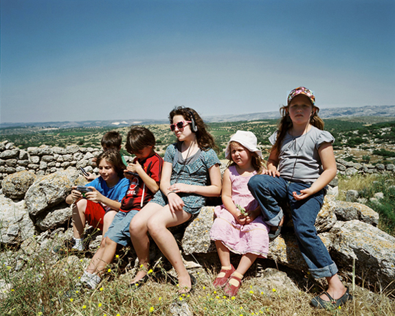 Six Kids on a Hill, 2010